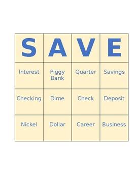 Savings lesson