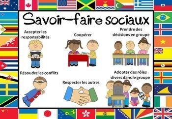 Savoir-faire transdisciplinaires du PP - IB PYP skills en français (in French)