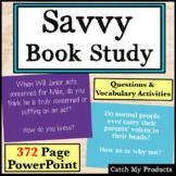 Savvy Book Study