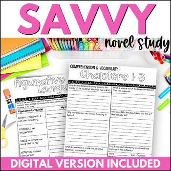 Savvy Novel Study
