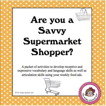 Savvy Supermarket Shopper!
