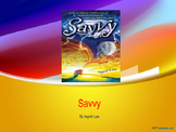 Savvy Book Study PowerPoint