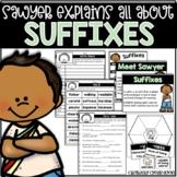 Suffixes Activities