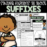Suffixes Activities Distance Learning Home School Independent Packet
