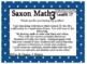 Saxon 3(3rd Grade)Lesson 17 Extension game-identifying fractions