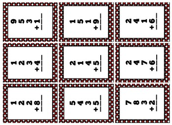 Saxon 3 (3rd Grade) Lesson 38 Two Extension Games - Adding 3 or more digits