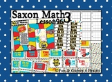 Saxon 3 (3rd Grade) Lesson 96 Extension Activity- Borrow a