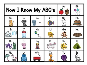 photograph regarding Abc Chart Printable known as Abc Chart Printable Worksheets Lecturers Pay out Instructors