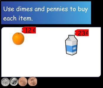 Saxon Math for the SMART Board:  First Grade Bundle Lessons 46-90!