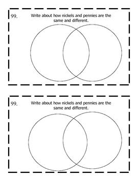 Saxon Math (Grade 1) Journal Writing- Lessons 61-135