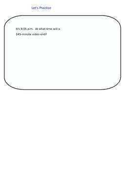 Lesson 45-2 Assessment