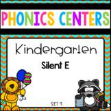 Saxon Phonic Aligned Centers Kindergarten Set 9 (a_e,o_e,o