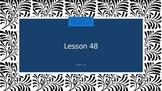 Saxon Phonics 2nd Grade Lesson 48