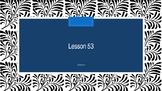 Saxon Phonics 2nd Grade Lesson 53