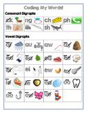 Saxon Phonics: Coding Chart