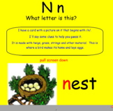 First Grade Saxon Phonics Smartboard Lessons 1-11