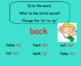 Saxon Phonics First Grade Smartboard Lessons 66-77