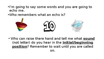 Grade 1, Saxon Phonics Lesson 4