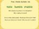Saxon Phonics Lessons 41-44