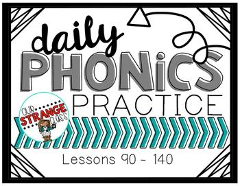 Saxon Phonics Lessons: 91-140