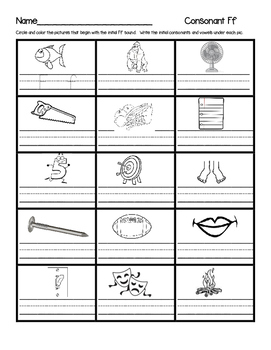 Saxon Phonics Spiral Review Assessments Set 2  (Aa, Nn, Mm, Ii, Ss, Ff)