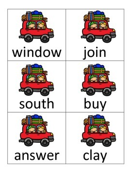 Saxon Phonics Weekly Spelling  Activity Pack Lessons 91-95