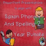 Saxon Phonics and Spelling Grade 2 (Second Grade) Year Lon
