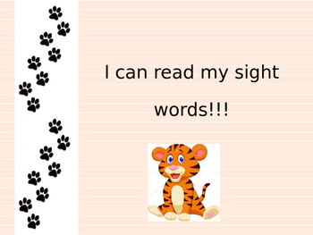 Saxon Sight Words