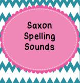 Saxon Spelling Sounds