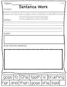 Saxon Word Work Bundle List 11-15