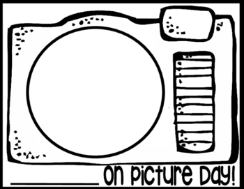 Say Cheese! [A Smile-Worthy Activity for Picture Day]