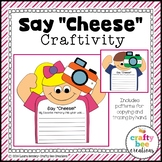 """End of the Year Craft (Say """"Cheese!"""")"""