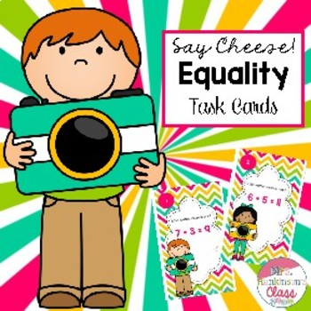 Say Cheese! Equality Unit