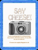 Say Cheese! Summer Flowers Photographic Writing Prompts and Story Starters