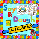 Say & Dough Articulation