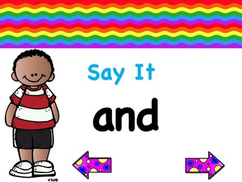 Say It, Rainbow Write It Digital Literacy Station