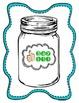 Say It or Filter It File Folder Jar Sorting Game with Worksheets - Social Skills