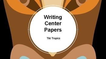 Say Something Papers: Tiki Theme