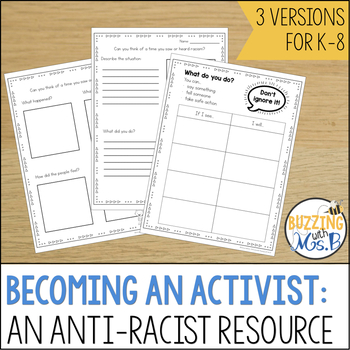 Becoming an Activist - Anti-Racist Resource