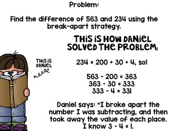 Say What? Subtraction Error Analysis