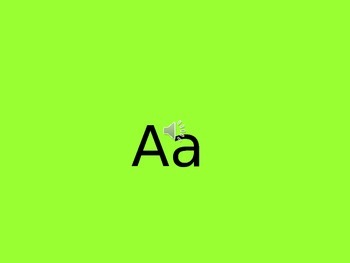 Say Your ABCs