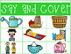 Say and Cover CVC {A Working With Words Center}