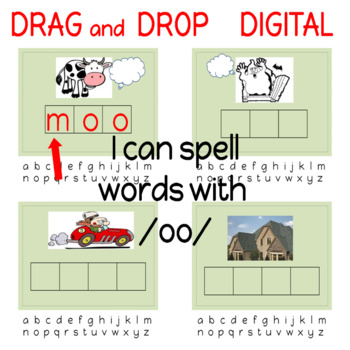 Say and Spell /oo/ Words
