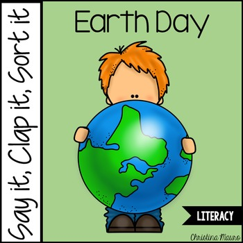 Earth Day Syllables