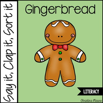 Gingerbread Syllables
