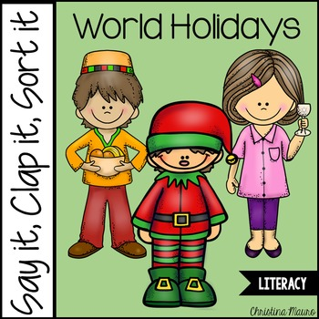 Holiday Around the World Syllables