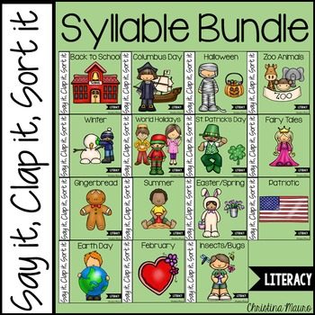 Syllables {BUNDLED)