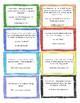 Say it... or Not? Social Skills Task Cards