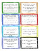Say it... or Not? Social Skills Task Cards