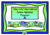 'Say n Do' International Action Alphabet Program